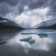 tasman-lake-icebergs-clouds